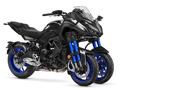 EICMA 2017 - Yamaha inventeur d
