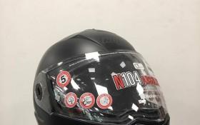 Nolan N104 Noir uni